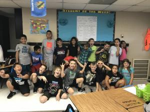 Mrs. Fleet's Awesome New Third Graders!