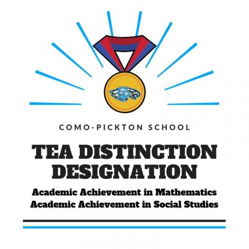 Distinction Designation Award Symbol