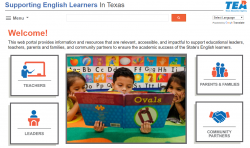 NEW RESOURCE: Supporting English Learners in Texas