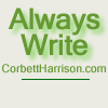 Always Write - Corbett Harrison