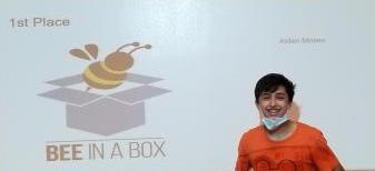 Bee in a Box Winner