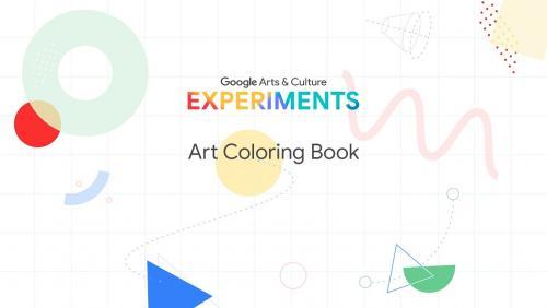 Art Coloring Book