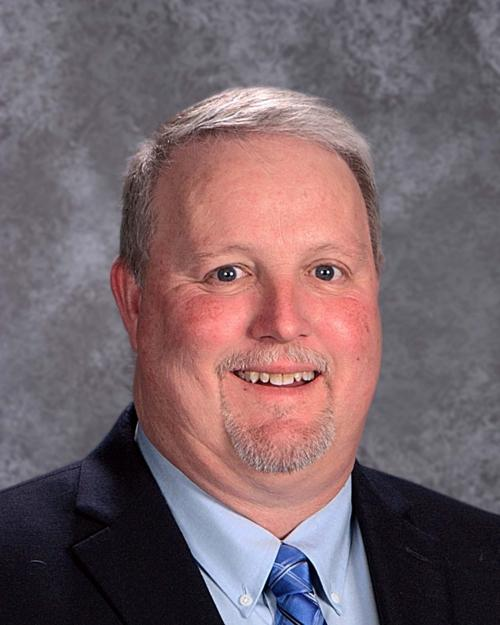 Todd Wilson has been named the 2020 Region 9 Superintendent of the Year