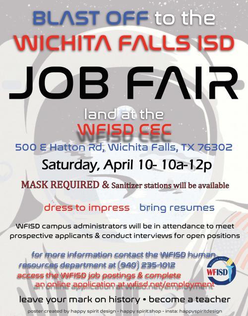 WFISD Job Fair