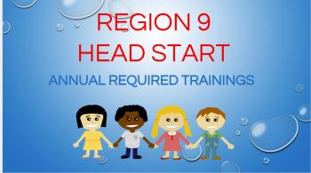 Annual Required Training