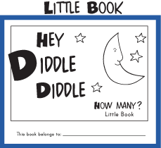 Hey Diddle Diddle  Little Book