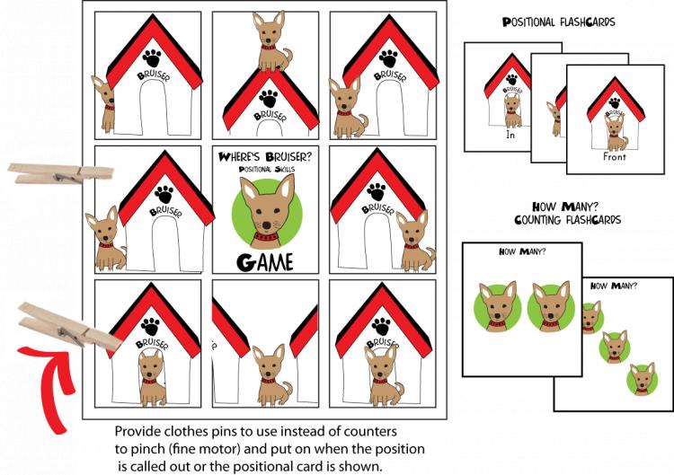 Positional Activities
