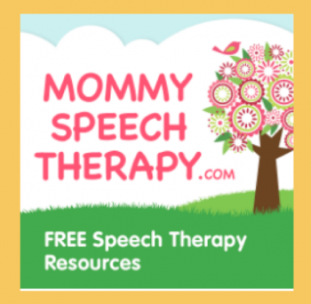 Mommy Speech Resources