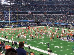 Cotton Bowl 2019 - Clemson vs Notre Dame