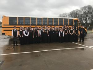Mighty Hornet Band, UIL Contest 2018