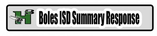 COVID-19 Summary Response
