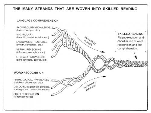 Reading rope