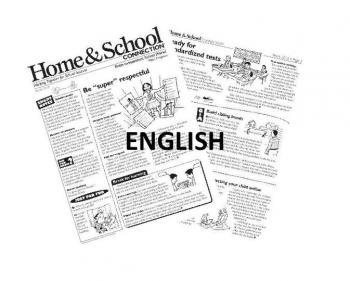 Home and School English