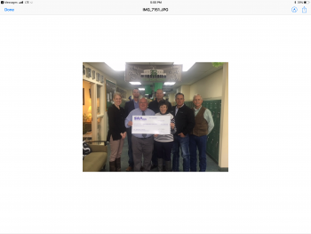 Sabine River Authority Grant