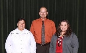Boles Middle School Administrative Team