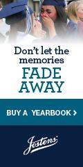 Don't let the memories fade away. Buy a yearbook.