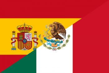 Spa flags