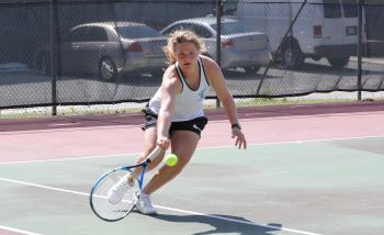 CHS Girls Tennis and Girls Golf teams prepare for state competition