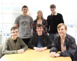 Thumbnail Image for Article CHS Scholar's Bowl team heads to state competition