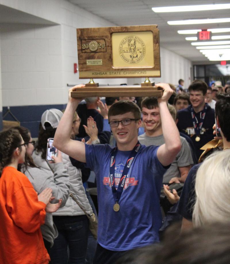 CHS nets coveted southeast Kansas All-Sports Award