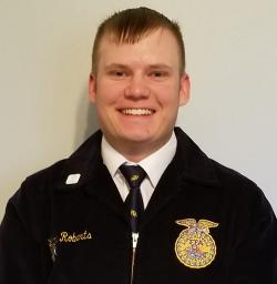 Tedious work leads to FFA State honor for CHS junior