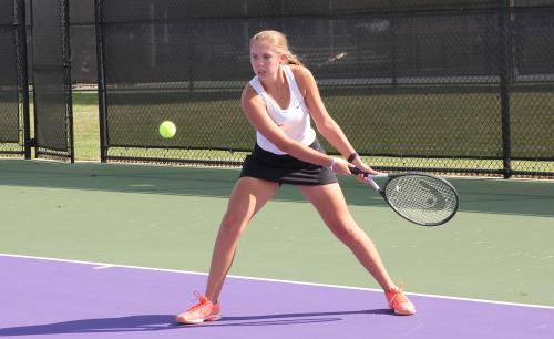 doubles state qualifier lily falk