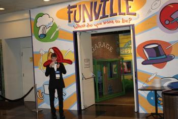 Jay in Funville