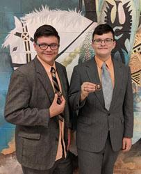 novice team takes fifth