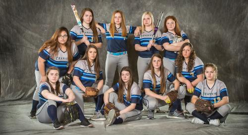 2019 girls softball