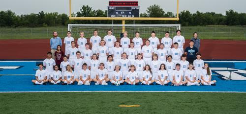 2018 CHS Soccer Team
