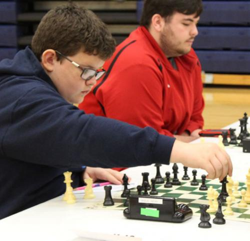 chess player darron jones