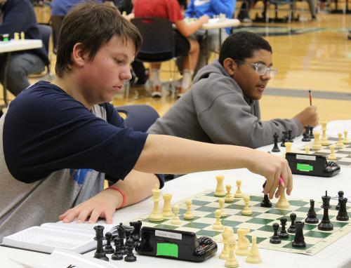 chess player peyton gregg