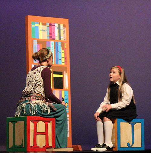 Royster students learn life lessons while performing