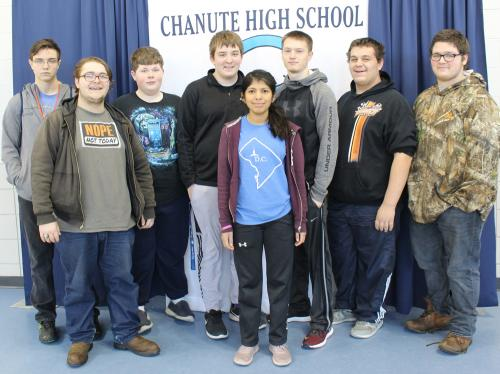 chs chess team