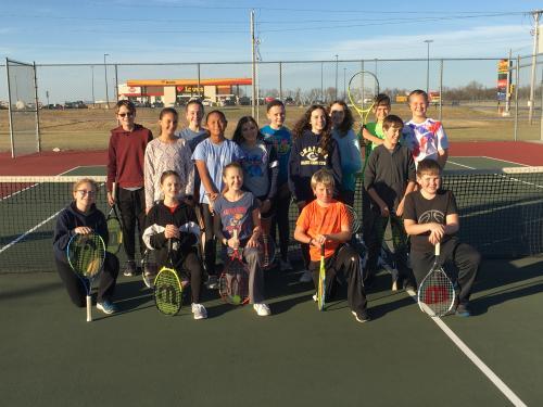 2019 Tennis Club