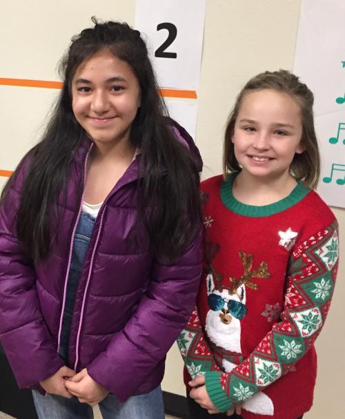 Erie girls chosen for state honor choir