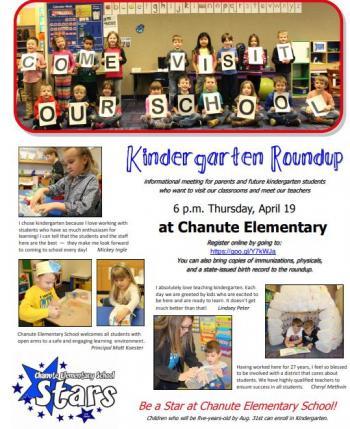Kindergarten Roundup 2018