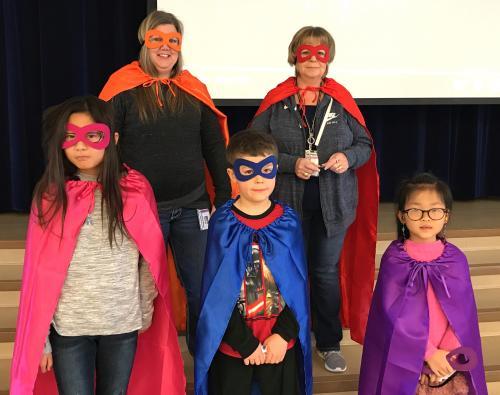 superheroes group 2