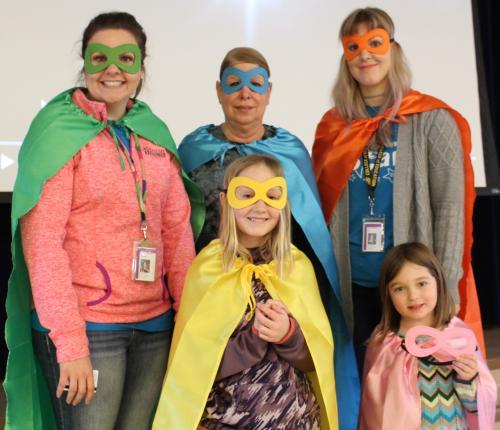 superheroes group 1