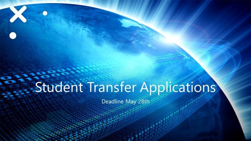 Student Transfer Application