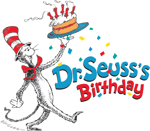 It's Dr. Seuss's Birthday Week