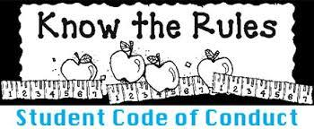2020-2021 CISD Student Code of Conduct