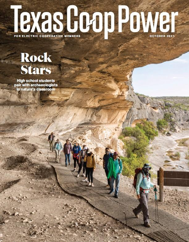 CISD Students Featured in Texas Coop Power Magazine