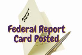2019-20 Federal Report Card for Comstock ISD