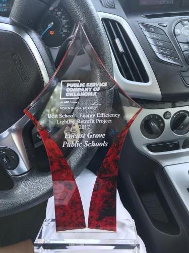 PSO Award