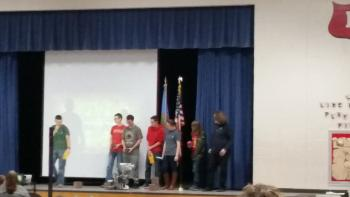 Locust Grove High School Robotics Team