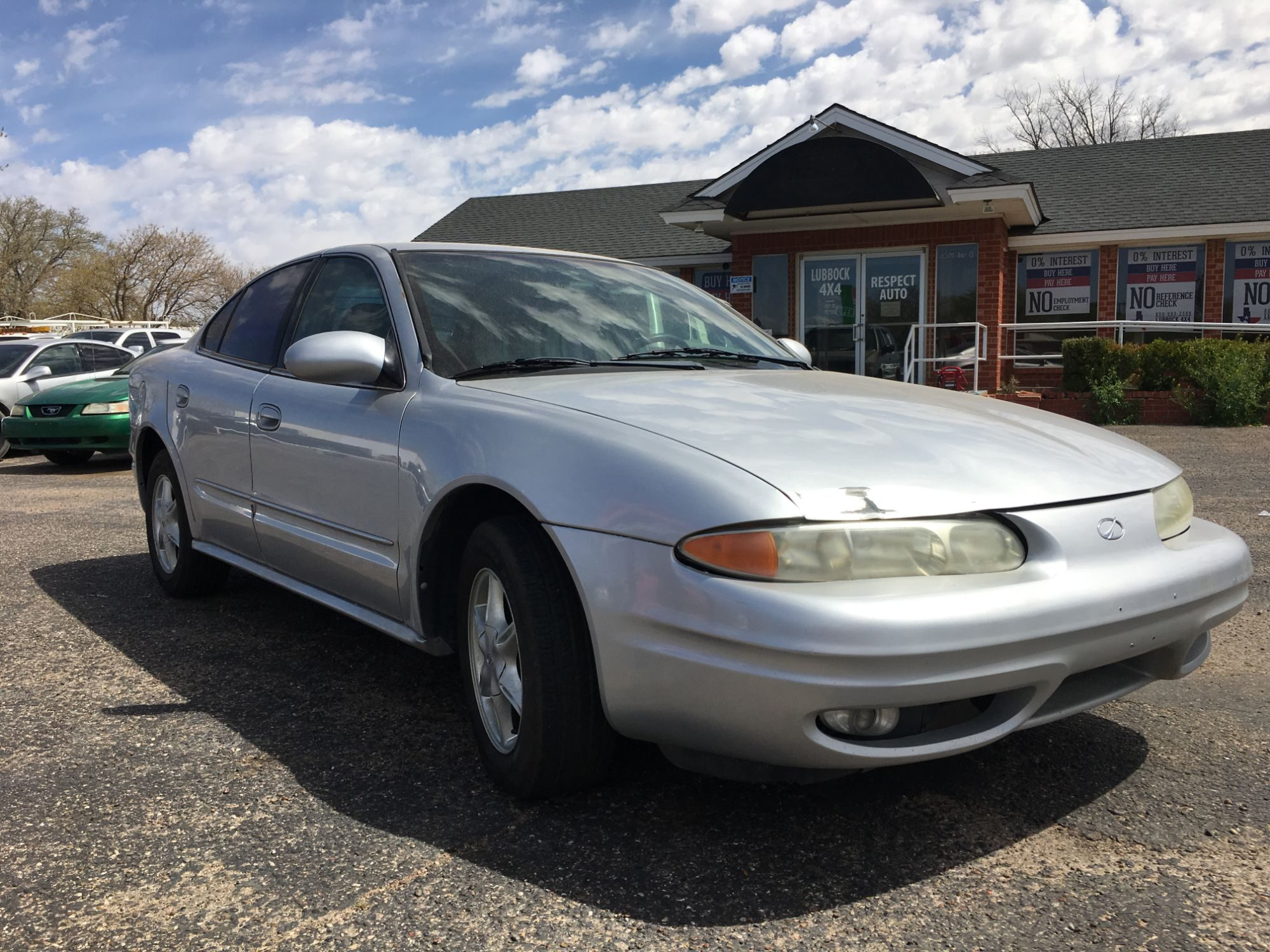Get 2001 Oldsmobile Alero Coupe