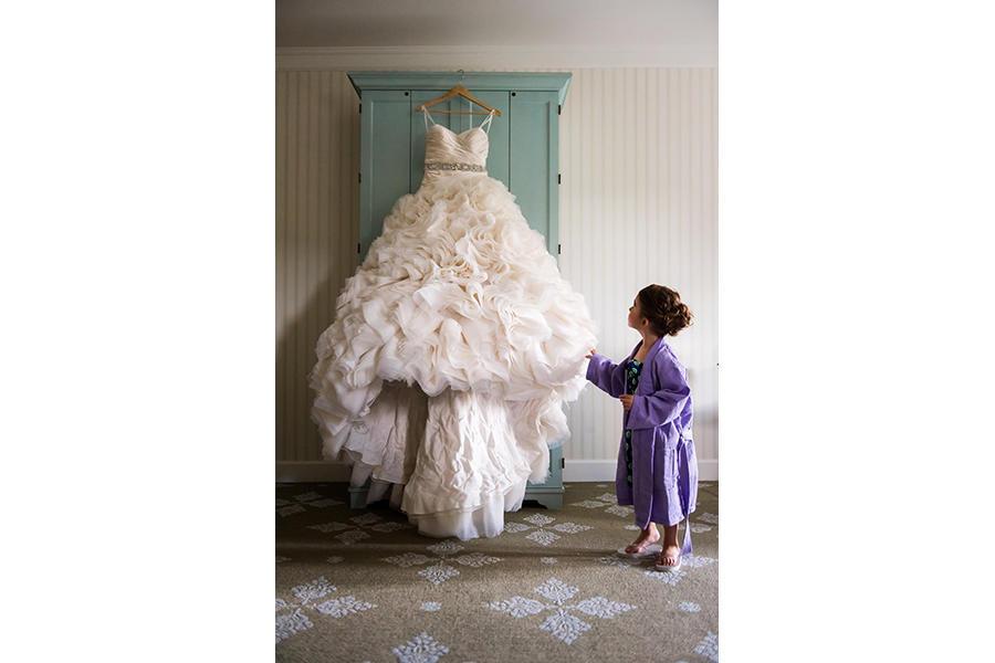 wedding photography dress