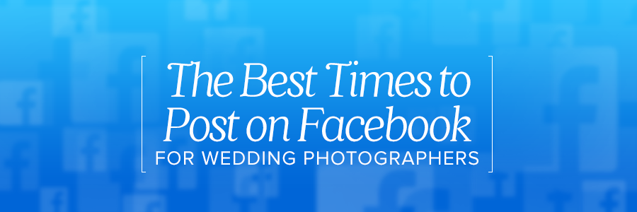 facebook business page tips for wedding photographers