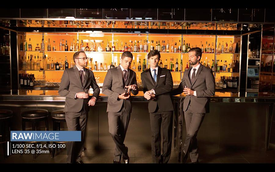groomsmen wedding photography lighting